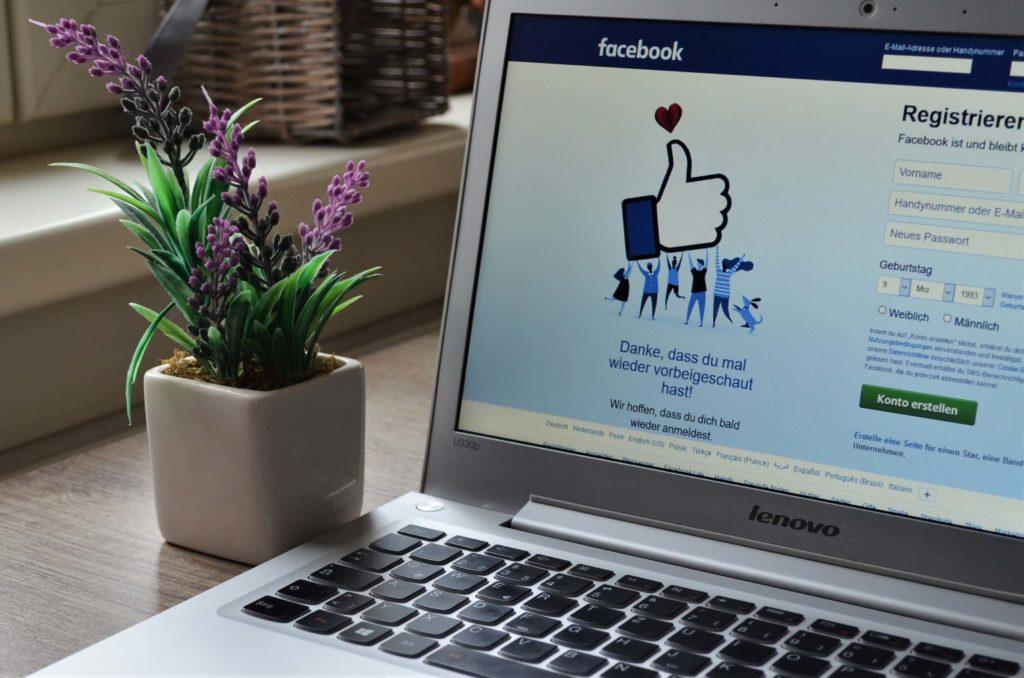 Cele reklamowe na facebooku - obrazek w treści