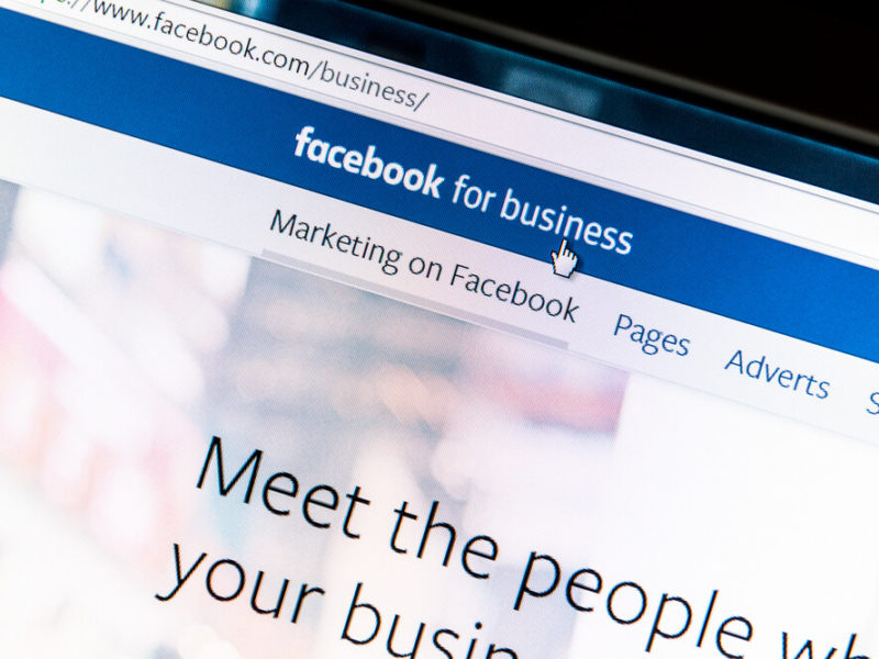 Facebook for bussines. Inmarketing