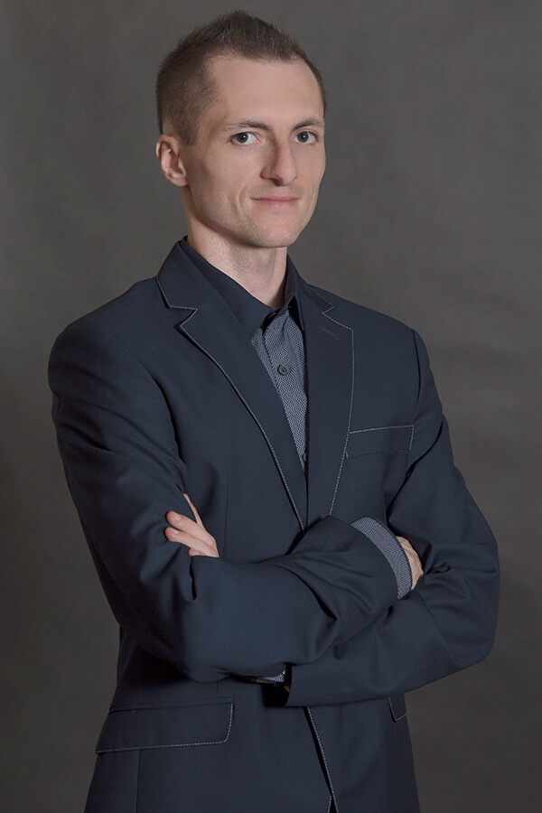 Bartłomiej Gąsiorowski - PPC Specialist. Inmarketing