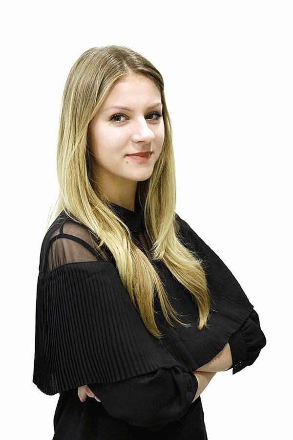 Paulina Głąb - Social Media Specialist w Inmarketing