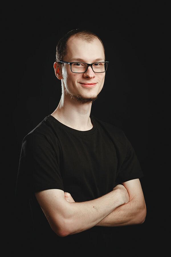 Rafał Baraniecki - Web Developer w Inmarketing