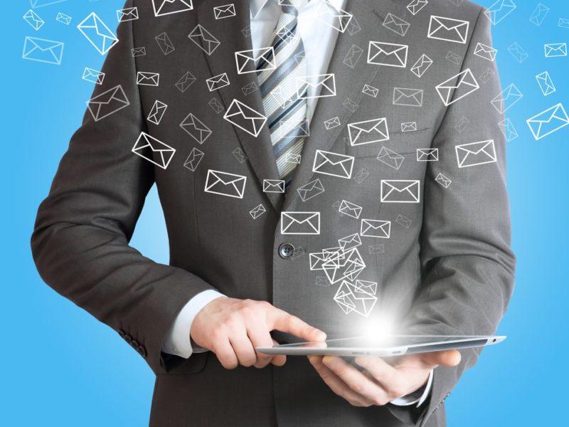 Wysyłanie maili. Inmarketing