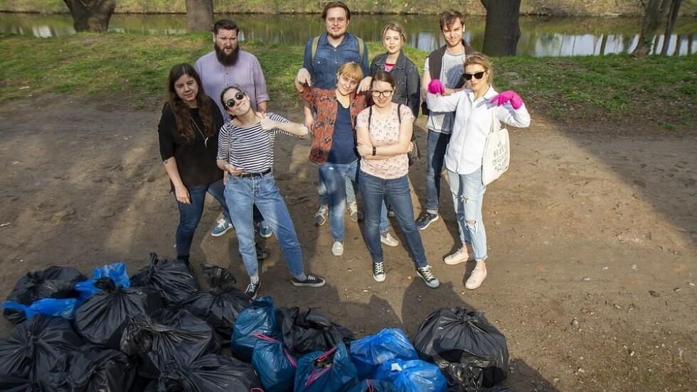 Walka z plastikiem - #agencyjnytrashchallenge (zdjęcie)