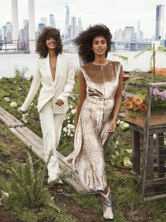 Walka z plastikiem - Conscious Exclusive od H&M