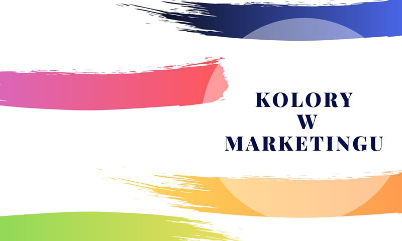 Kolory w marketingu. Inmarketing