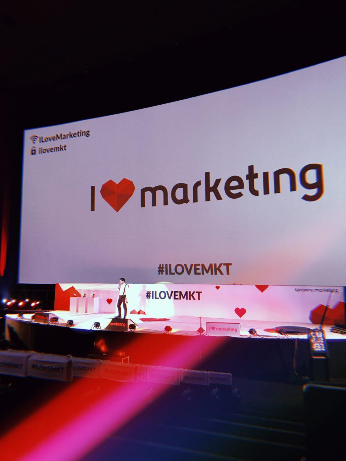 """Eventy marketingowe   """"Konferencja I ❤️ marketing 2019 """"- relacja z konferencji   Paulina Głąb"""