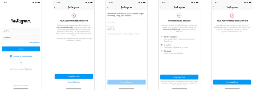 agencja inmarketing, media społecznościowe, Instagram
