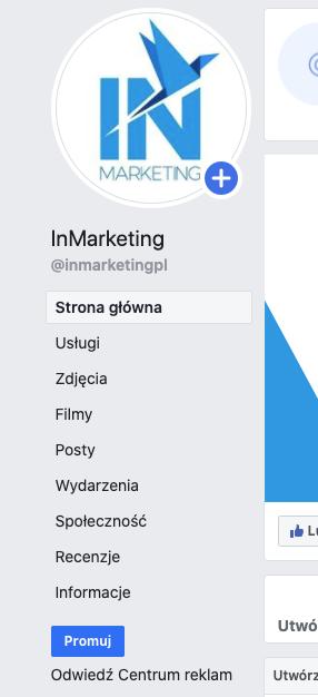 Jak stworzyć stronę na facebooku - informacje