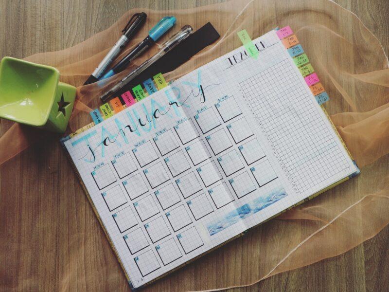 efektywny harmonogram projektu - Agencja InMarketing
