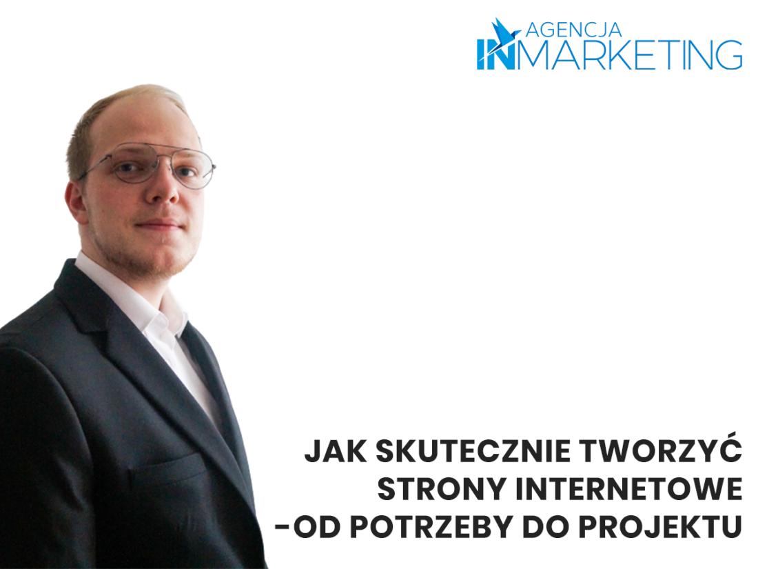Strony WWW   Jak skutecznie tworzyć strony internetowe – od potrzeby do projektu   Wojciech Stola