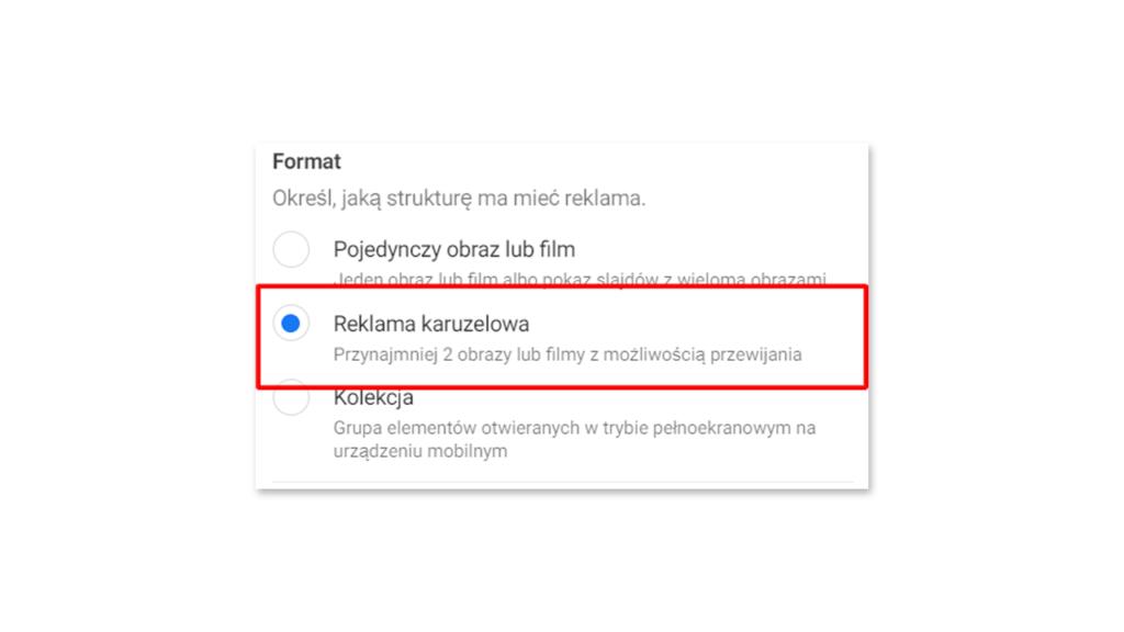 Post karuzelowy - tożsamość (screen)