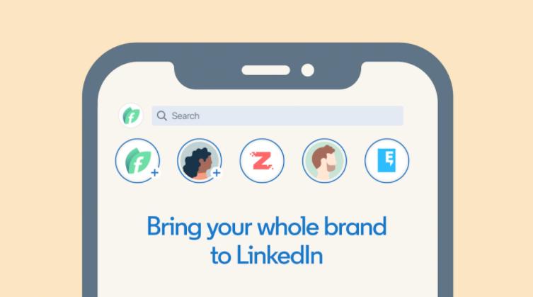 LinkedIn stories