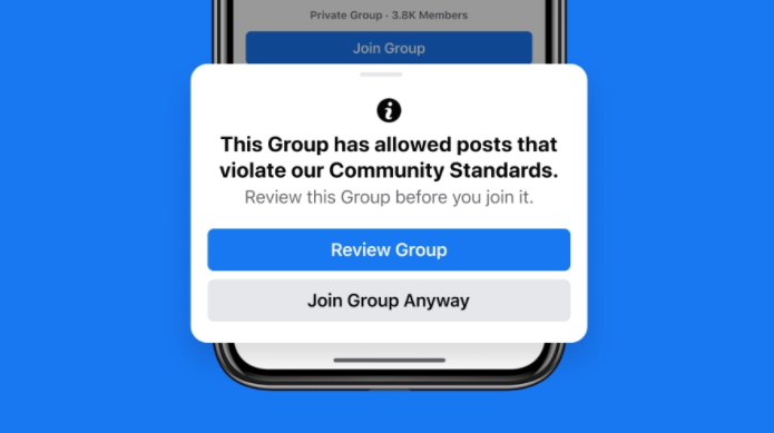 Zmiany w grupach na Facebooku