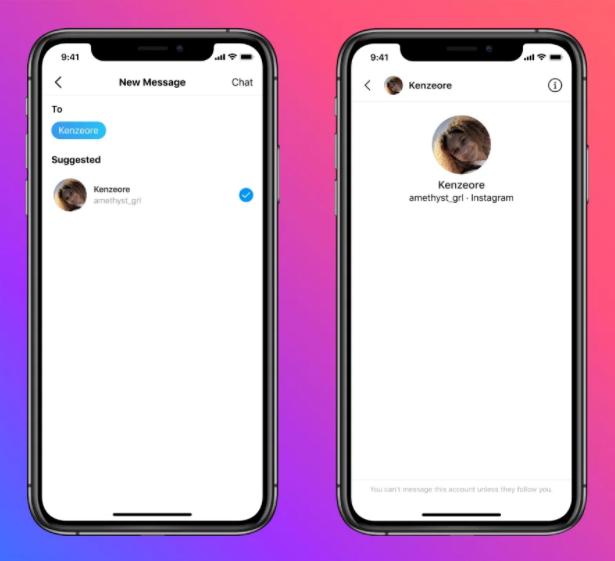 Instagram dla nastolatków - media społecznościowe
