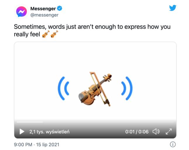 co nowego w mediach społecznościowych messenger