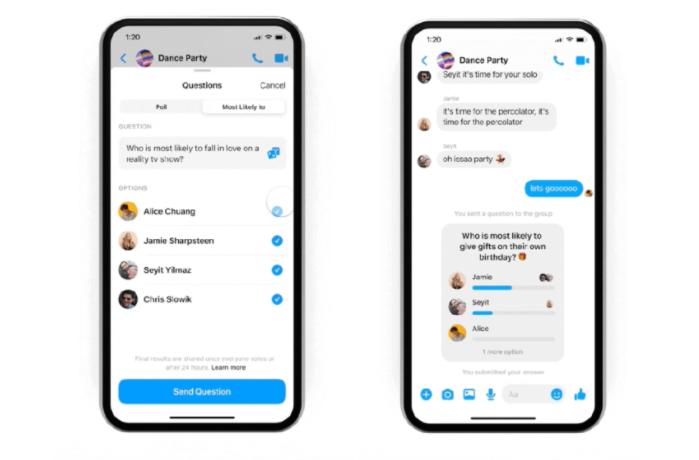 Messenger media społecznościowe