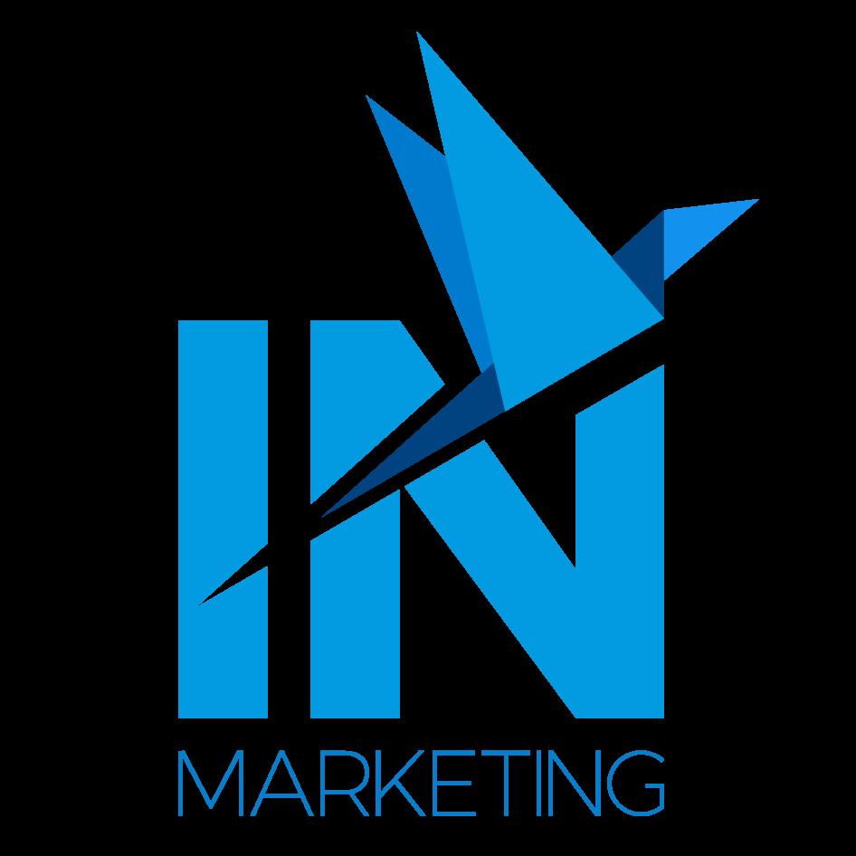 Logo kwadratowe Agencja InMarketing